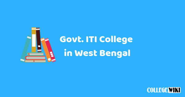 government iti colleges in west bengal