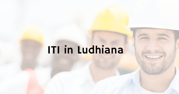 iti colleges in ludhian