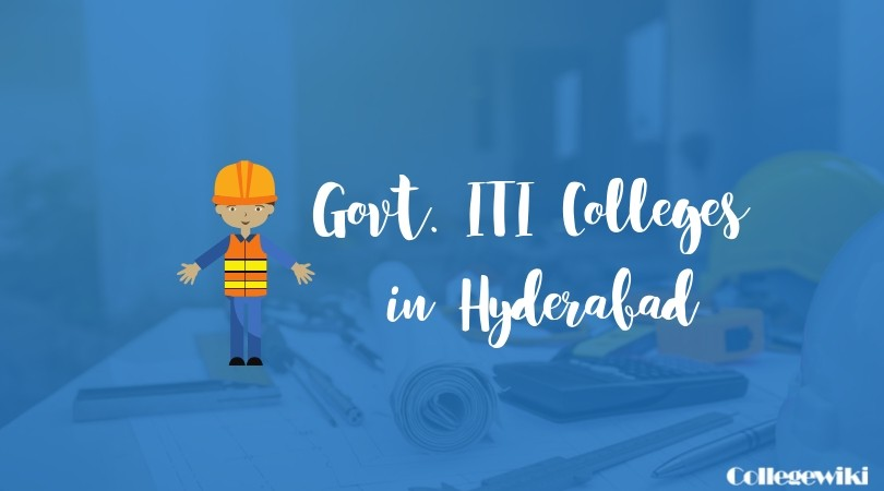 Government ITI colleges in Hyderabad